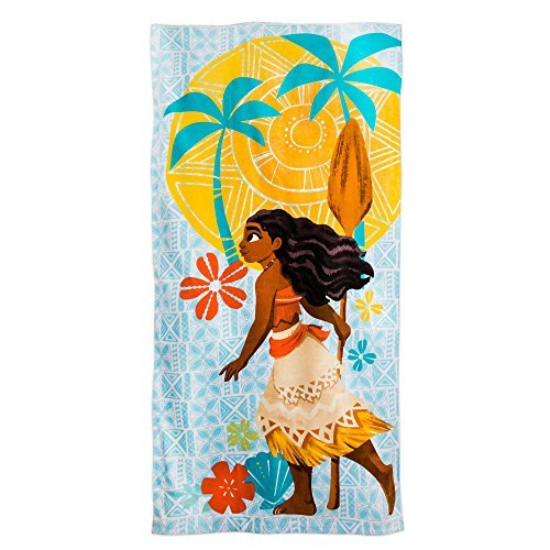 Disney Moana Beach Towel for Kids by Disney
