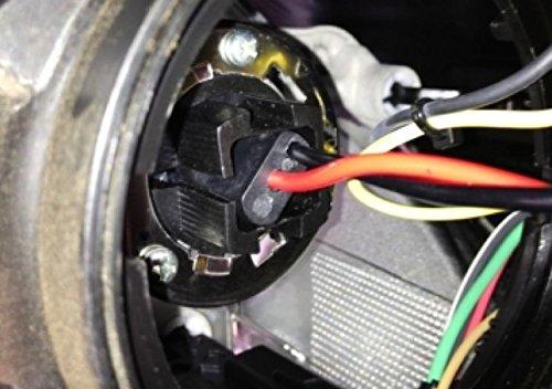 Adaptadores H7 para bombillas de xenón para Hyundai Veloster o Genesis Coupe para instalación HID de luz corta: Amazon.es: Coche y moto