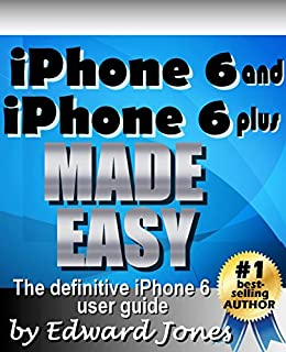 iPhone plus Made Easy ebook product image