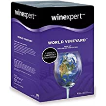 Midwest Homebrewing and Winemaking Supplies HOZQ8-1593 French Cabernet Sauvignon (World Vineyard), Silver