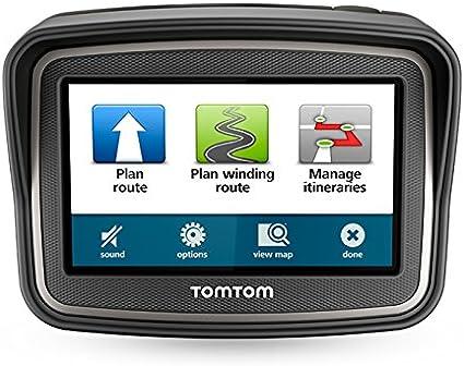 Mappa Italia X Tomtom.Tomtom Rider Europa 23 Gsp Per Moto Mappe Gratis A Vita Nero Antracite Amazon It Elettronica