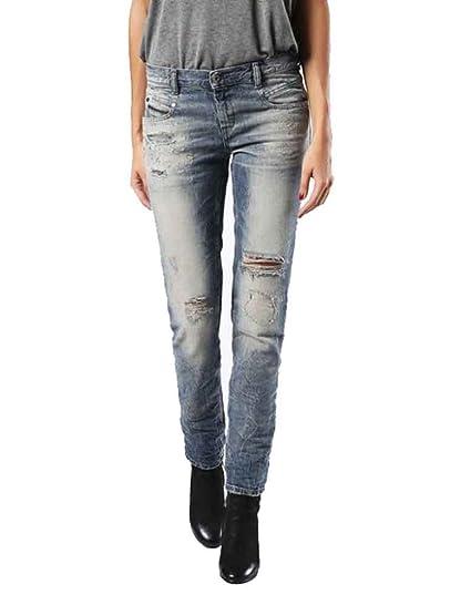 e51e798d Diesel Belthy 0856C Ladies Jeans: Amazon.co.uk: Clothing