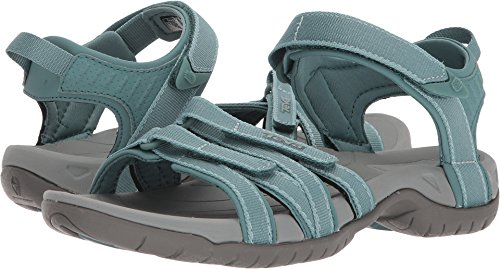 (Teva Women's W Tirra Sport Sandal, North Atlantic, 6.5 M US)