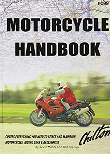 motorcycle handbook haynes repair manuals chilton 9780801990991 rh amazon com 1993 Grand Cherokee Chilton Manuals Chilton Manual 2002 Dodge Dakota