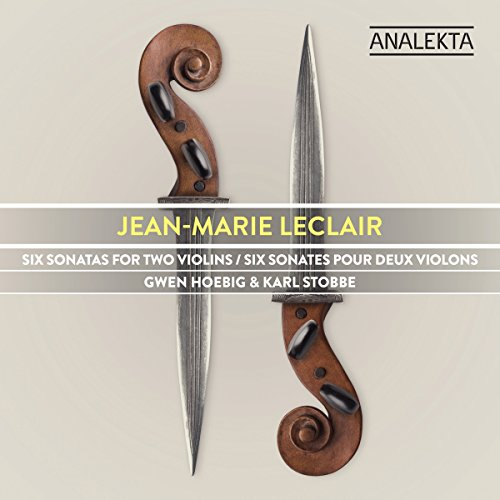 Leclair: Six Sonatas for Two Violins