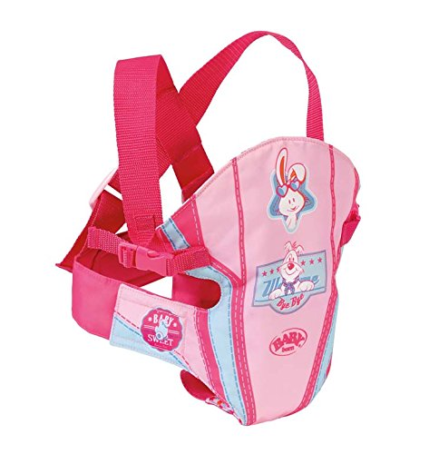 Baby Annabell Carrier For Dolls Amazon Co Uk Toys Amp Games