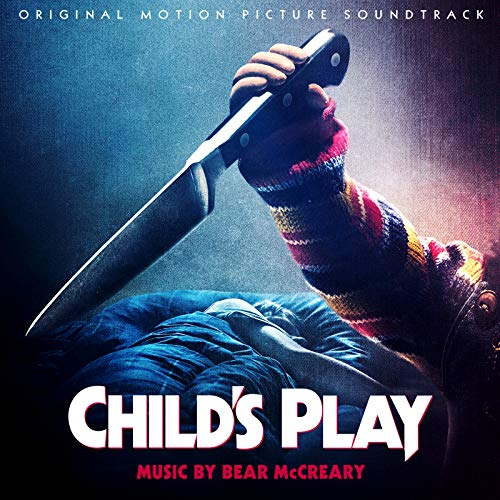 Original album cover of Child's Play (Original Motion Picture Soundtrack) by Bear McCreary