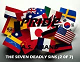 Pride - Seven Literary Flash Fiction Stories (The Seven Deadly Sins Book 2)