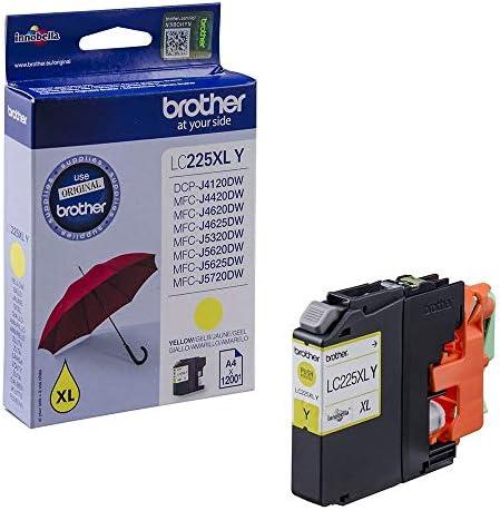 Brother LC223BK Tintenpatrone schwarz für MFC-J4420DW MFC-J4620DW