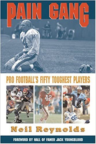 Book Pain Gang: Pro Football's Fifty Toughest Players