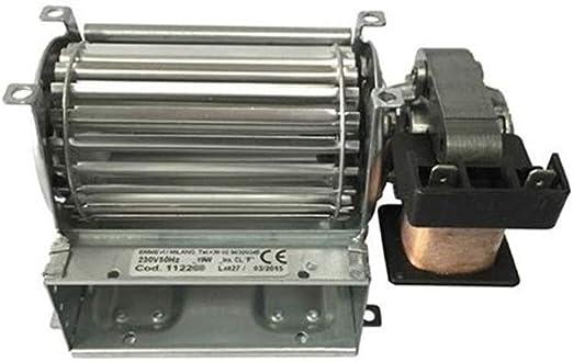 Fergas 112217 - Ventilador tangencial para estufa de pellets Tga ...