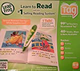 Leap frog Tag Learning System