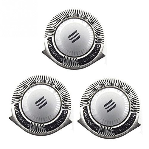 gizmomix Electric Shaver Replacement Heads Razor Double Heads for Philips Norelco RQ11 RQ32 Series RQ310 RQ320 RQ330 RQ340 RQ350 RQ360 RQ370 RQ1150 RQ1180 RQ1280 RQ1050