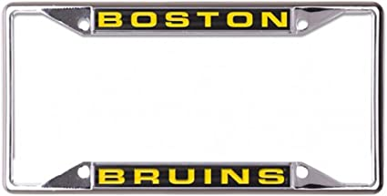 WinCraft NHL Metal License Plate Frame