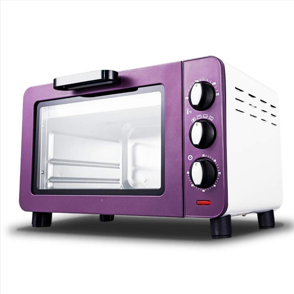 Extra Wide Convection Countertop Toaster Oven, Includes Bake Pan, Broil Rack & Toasting Rack, Stainless Steel/Black Convection Toaster Oven