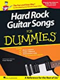 img - for Hard Rock Guitar Songs for Dummies book / textbook / text book