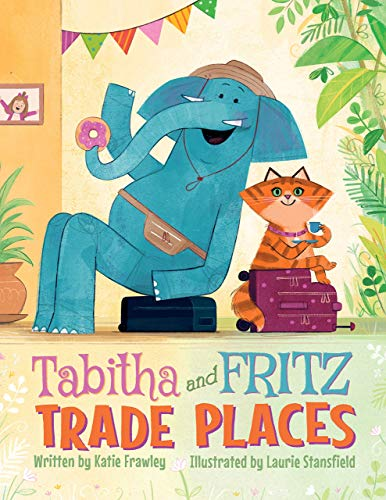 Book Cover: Tabitha and Fritz Trade Places