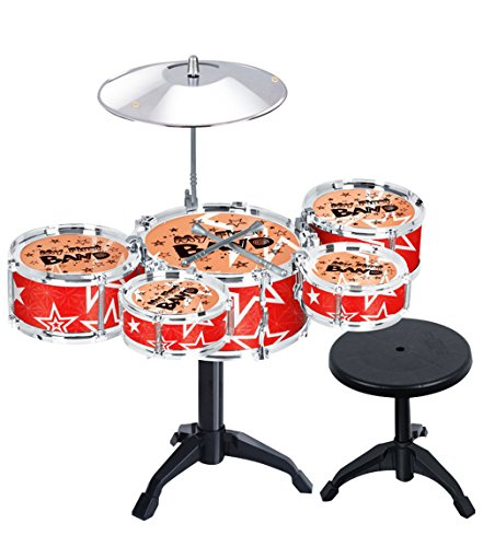 BabyPrice Drum Set for Kids Baby Drum Sets Musical Toys