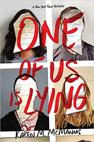 Image result for one of us is lying