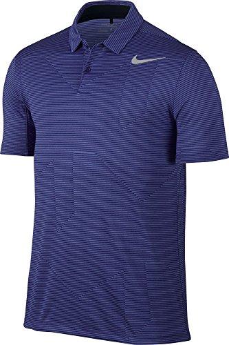 Men's Nike Mobility Jacquard Golf Polo-833105-512-M