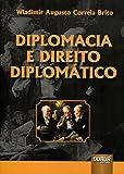 capa de Diplomacia e Direito Diplomático