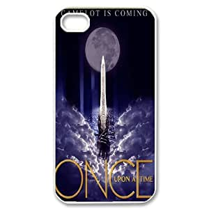 Custom DIY Phone Case Once Upon a Time TV Posters For Iphone 4 4S case cover APPL8303145