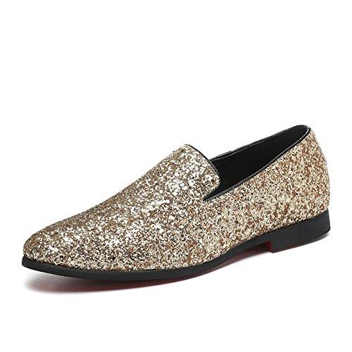 NXY Herren Mode Quaste Loafer Leder Beiläufig Fahrende