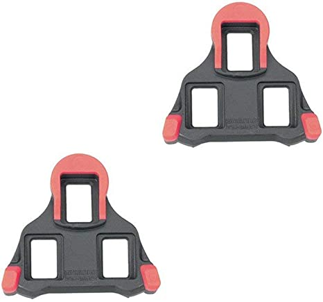 Shimano SPD-SL Road Pedal Cleats SM-SH10 0 Deg Float