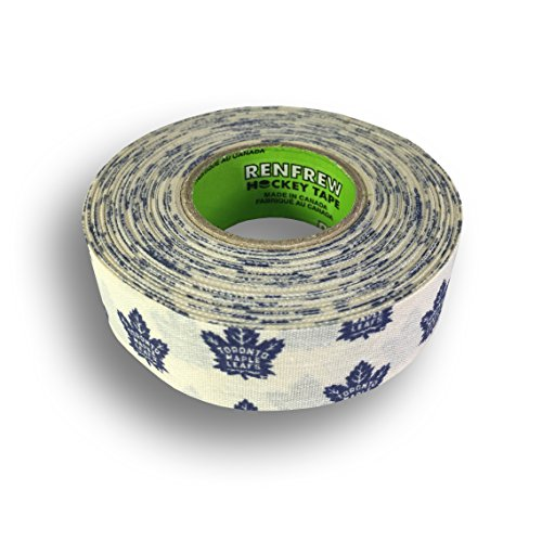 Renfrew, NHL Team Cloth Hockey Tape (Toronto Maple Leafs)