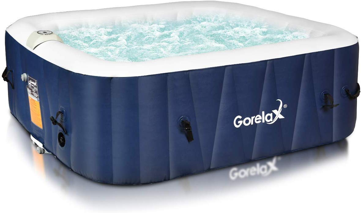 GoPlus best 4 person hot tub