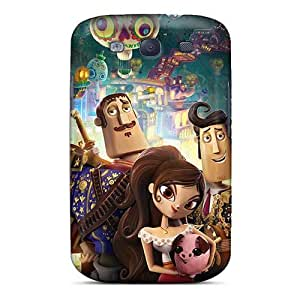 CharlesPoirier Samsung Galaxy S3 Bumper Hard Phone Covers Unique Design Trendy Cartoon Movie 2014 Image [oGf471PquS]