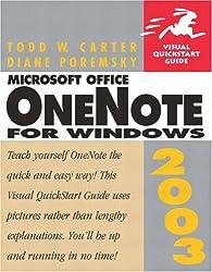 Microsoft Office OneNote 2003 for Windows