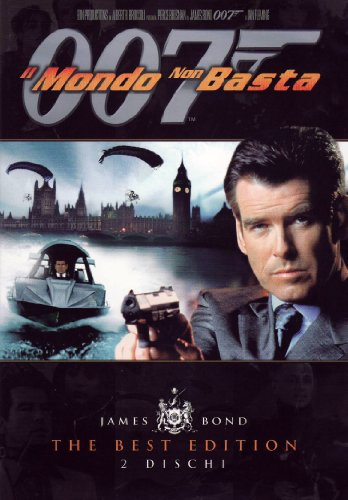 007 - il mondo non basta (best edition) dvd Italian Import by