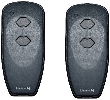 Garage Door Gate Opener Remote Marantec M3-2312 2-Button