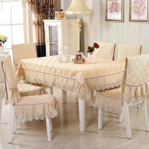 Nappe Tissu Repas Anti-Fouling Table Basse Rectangulaire Européenne Moderne Minimaliste Maison, 14,150200Cm