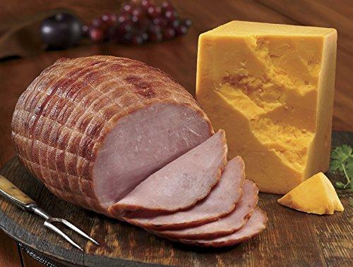 Boneless Ham & Cheddar Cheese from Wisconsin Cheeseman