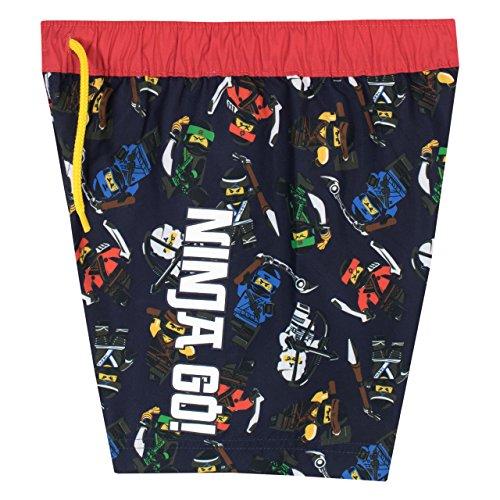 LEGO Ninjago Boys' Ninja Go Swim Shorts Size 8 by LEGO (Image #1)