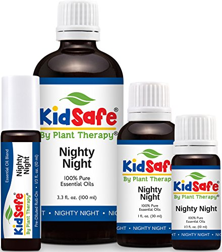 Plant Therapy KidSafe Nighty Night Synergy Essential Oil 100% Pure, Therapeutic Grade