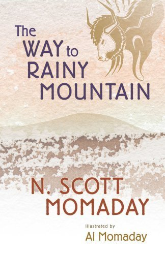 The Way to Rainy Mountain by Momaday, N. Scott (1976) Paperback