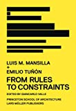 From Rules to Constraints, Luis M Mansilla, 3037782811