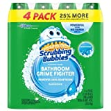 Scrubbing Bubbles 39572 Dow Bathroom Cleaner, 25 ounces (Pack of 4)