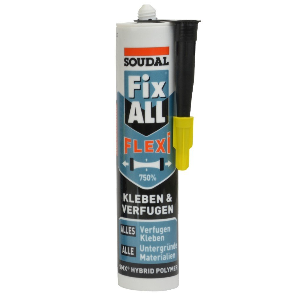 SOUDAL Fix all CLASSIC Universalkleber 290ml Schwarz
