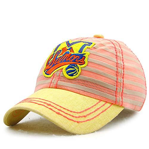 Los niños M capó afluencia gorra de béisbol del verano del nuevo ...