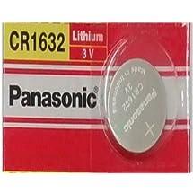 Panasonic Battery CR1632 3V 3 Volt Lithium Coin Size Battery