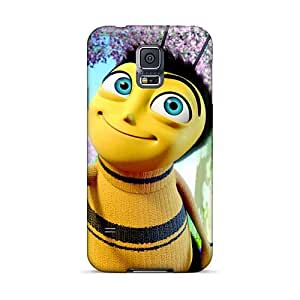 AlainTanielian Samsung Galaxy S5 Best Hard Cell-phone Cases Custom Colorful Cartoon Movie 2014 Pictures [eqT1258VgqS]