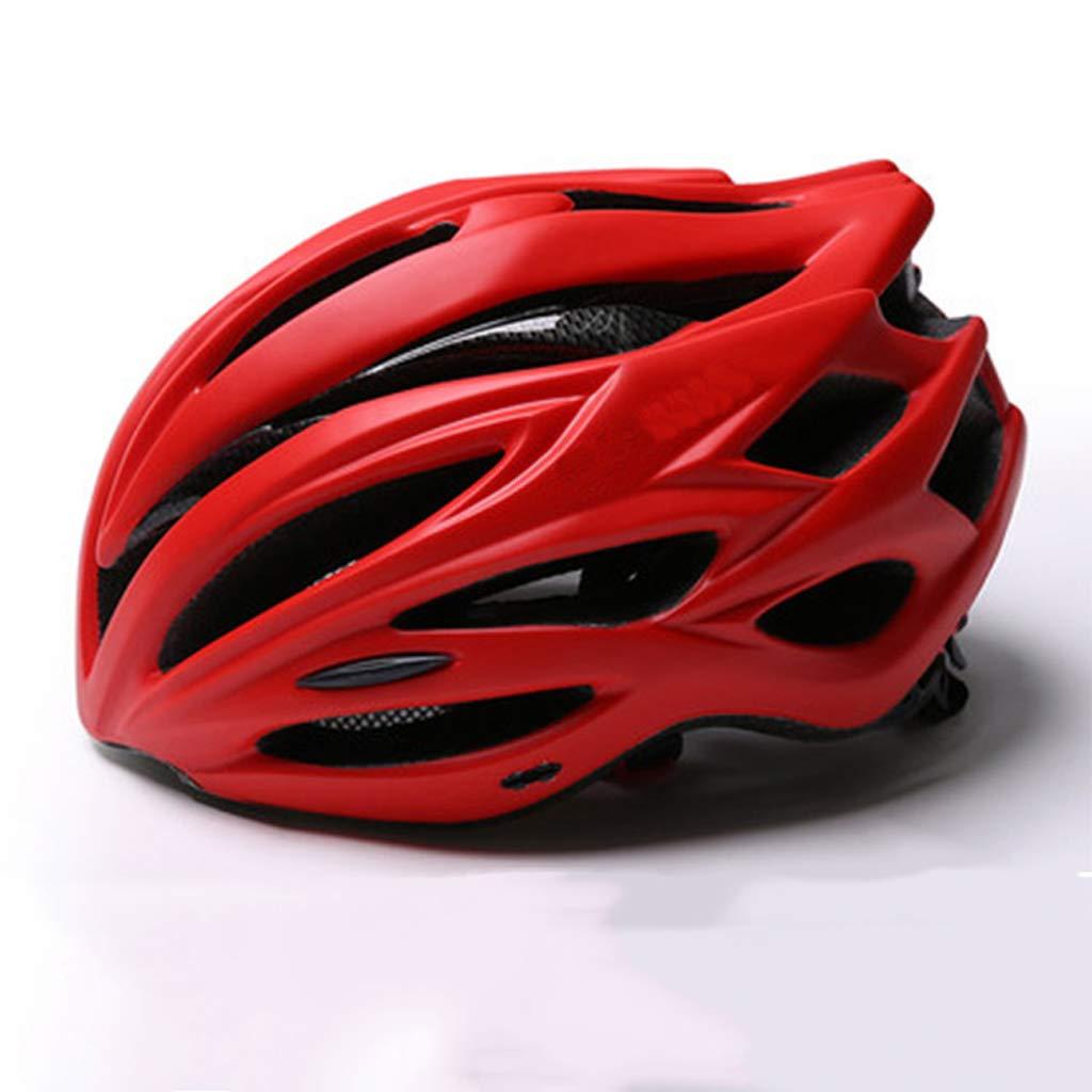 TYXHZL Fahrradhelm mit leichtem einteiligen REIT Helm Mountainbike-Helm-Reitausrüstung