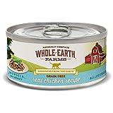 Merrick Whole Earth Farms Grain Free Chicken Morsels in Gravy Recipe Cat 24/5Z