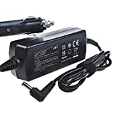 SLLEA Car DC Adapter for SiriusXM Sirius XM Portable Speaker Dock Play Radio