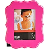 snap curved frame 5 by 7 inch