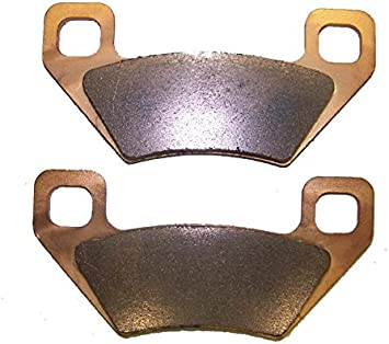 Front Brake Pads 96-1258 for Arctic Cat 500 2005 2006 2007 2008 2009